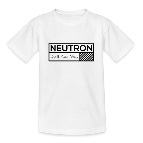 Neutron Vintage-Label - Teenager T-Shirt