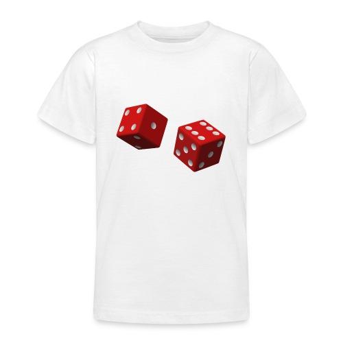 Tärning - T-shirt tonåring