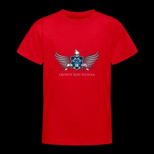 CrossFit kids Tuusula - Nuorten t-paita
