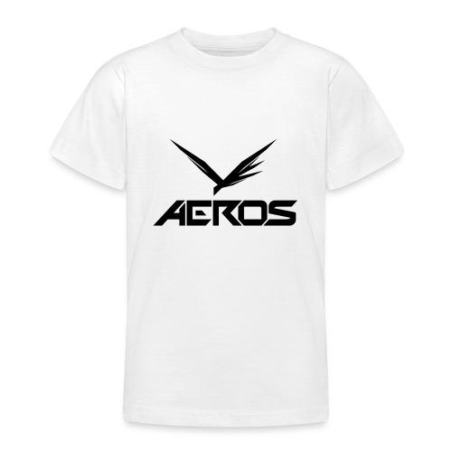 Aeros LOGO 2016 final - Teenager T-shirt