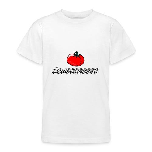 ZONGEDROOGD - Teenager T-shirt