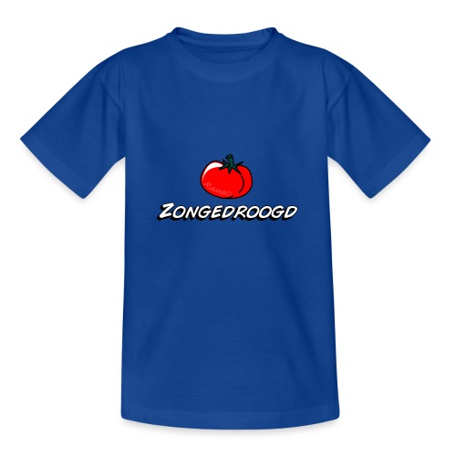 ZONGEDROOGD - Teenager T-shirt