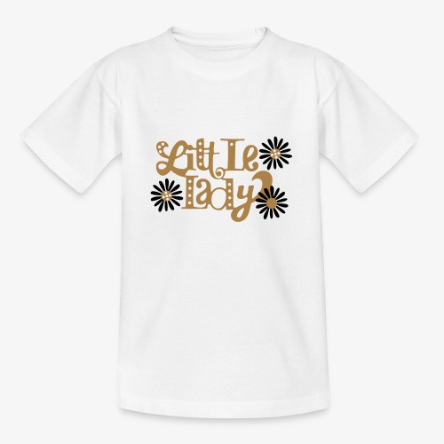 large_little-lady - T-shirt Ado
