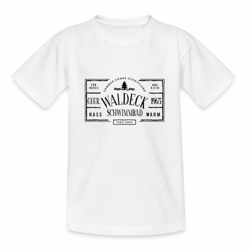 Waldeck - Teenager T-Shirt