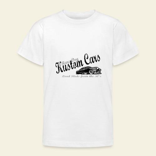 lead sled - Teenager-T-shirt