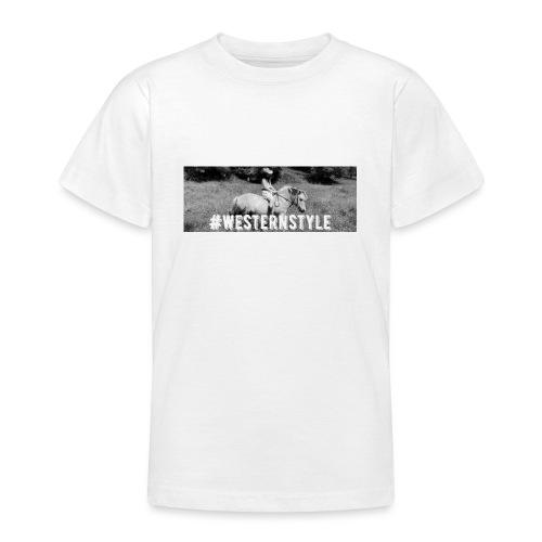 #westernstyle - T-shirt Ado