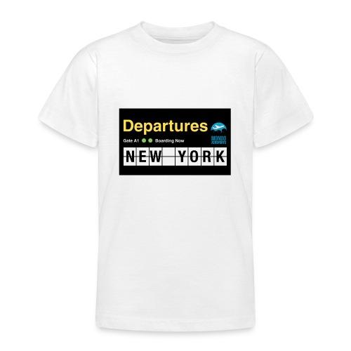 Departures Defnobarre 1 png - Maglietta per ragazzi