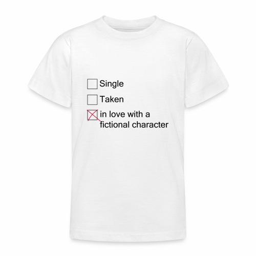situation amoureuse - T-shirt Ado