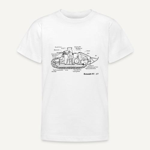 ft17 - Koszulka młodzieżowa