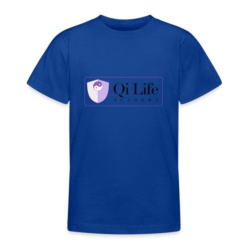 Qi Life Academy Promo Gear - Teenage T-Shirt