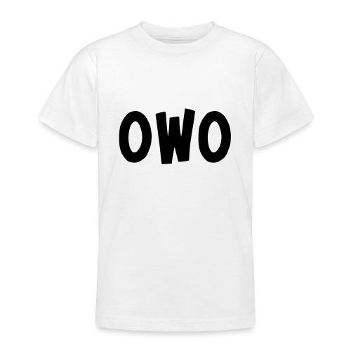 OWO - Teenage T-Shirt