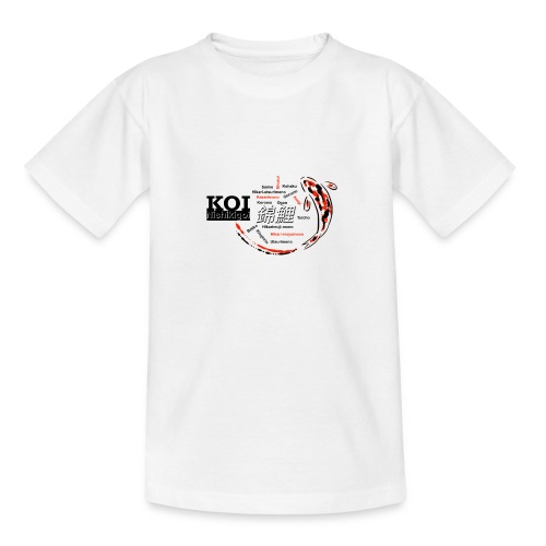 Koi - Teenager T-Shirt