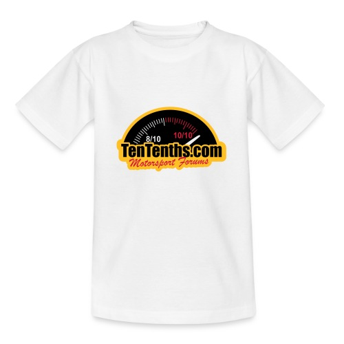 3Colour_Logo - Teenage T-Shirt