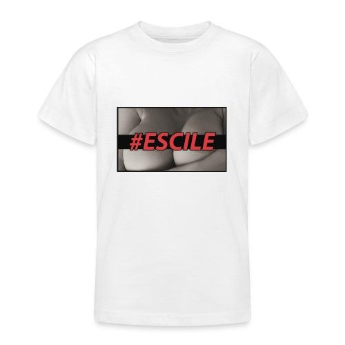 #ESCILEPILLOW - Maglietta per ragazzi