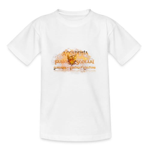 Accademia_Fabio_Scolari_trasprido-png - Maglietta per ragazzi