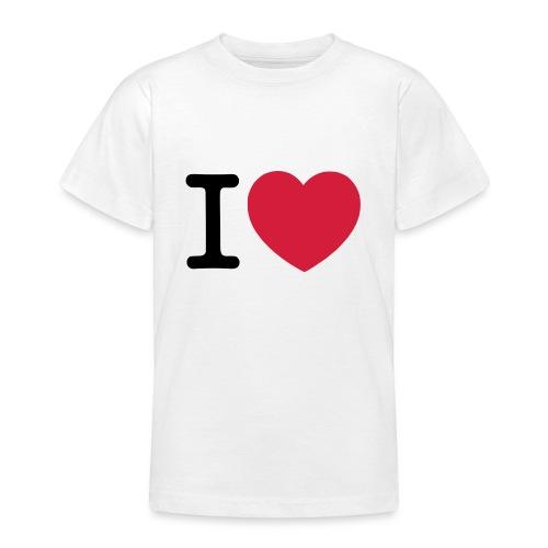 tekening - Teenager T-shirt