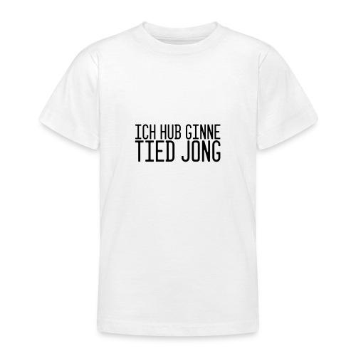 Ginne tied - Teenager T-shirt