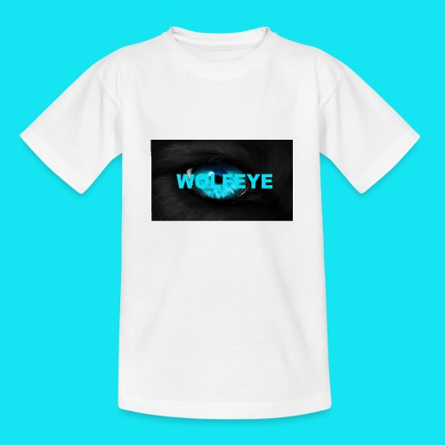 WolfEye T-Shirt - Teenage T-Shirt