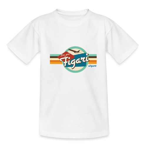 see you at figari - T-shirt Ado