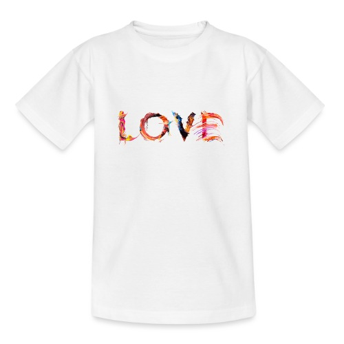 Love - T-shirt Ado