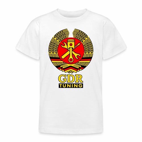 GDR Tuning Coat of Arms 3c - Teenage T-Shirt