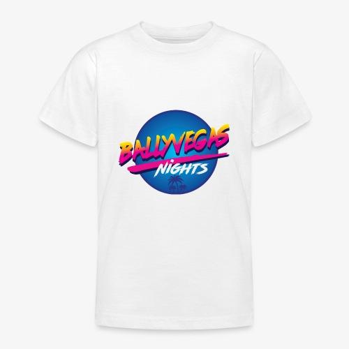 Ballyvegas Nights - Teenage T-Shirt