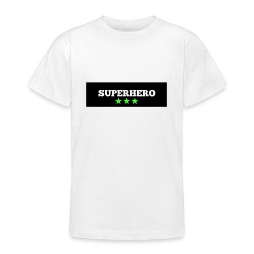 Lätzchen Superhero - Teenager T-Shirt