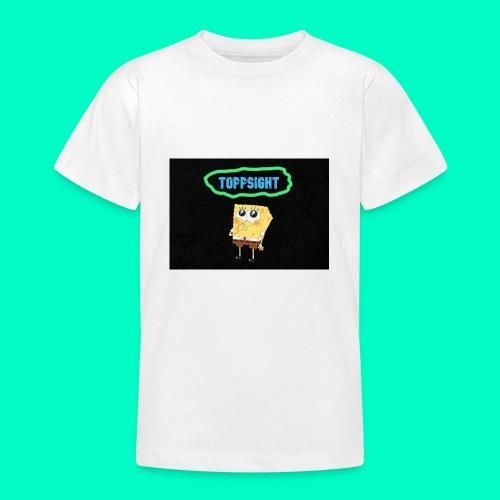 Topsight - T-shirt tonåring