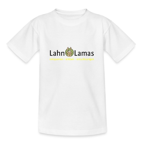 Lahn Lamas - Teenager T-Shirt