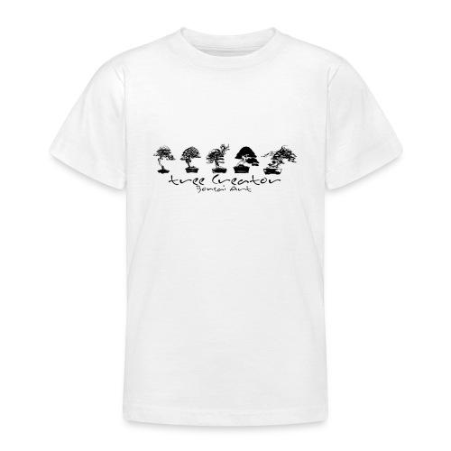 tree creator bonsa art horizon - T-shirt Ado