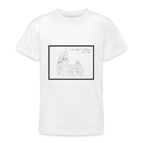 T Shirt Basilika St Lorenz Kempten Allgaeu - Teenager T-Shirt
