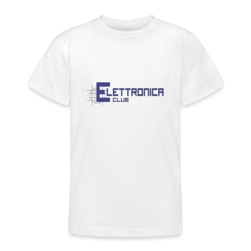 Felpa Elettronica Club - Maglietta per ragazzi