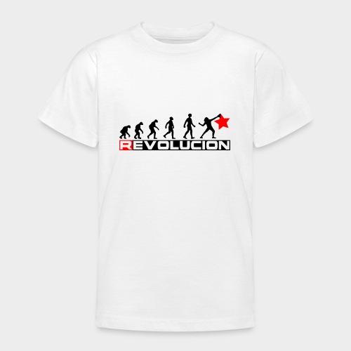 REVOLUCION - Camiseta adolescente