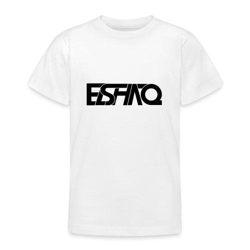elshaq black - Teenage T-Shirt