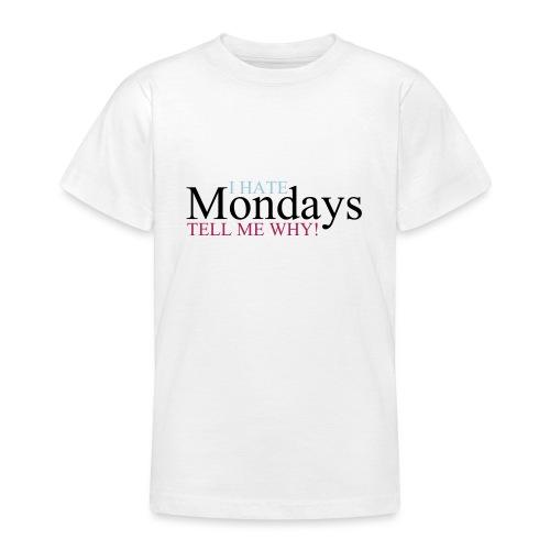 I_hate_mondays-ai - Maglietta per ragazzi