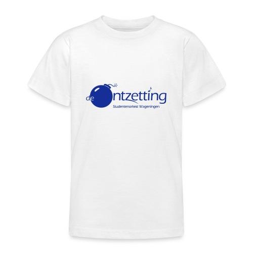 ontzetting logo - Teenager T-shirt