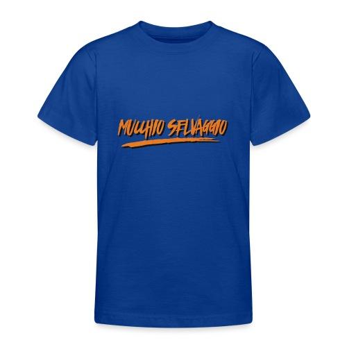 Mucchio Selvaggio 2016 Dirty Orange - Maglietta per ragazzi