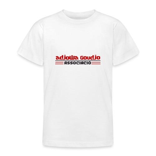 Asociación Adjowa Goudjo - Camiseta adolescente