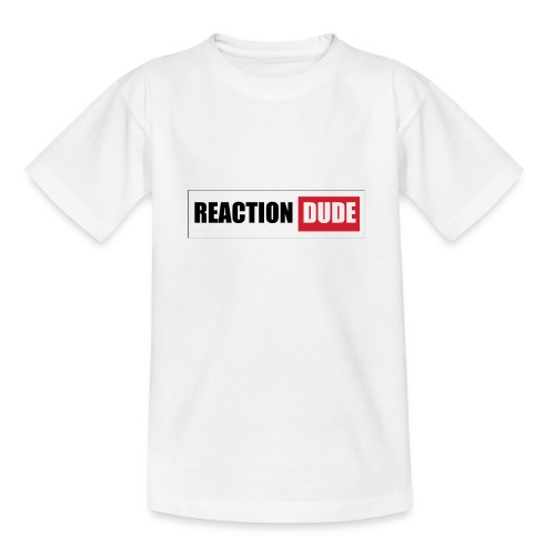 ReactionDude Gear - T-shirt Ado