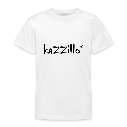 Logo kazzillo - Maglietta per ragazzi