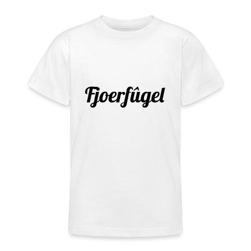 fjoerfugel - Teenager T-shirt