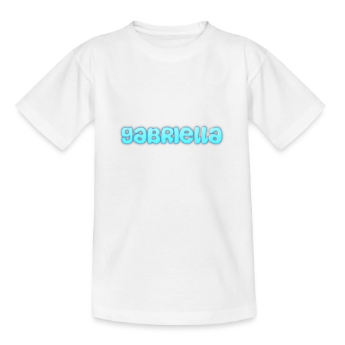 Walltz Gabriella merch - T-shirt tonåring
