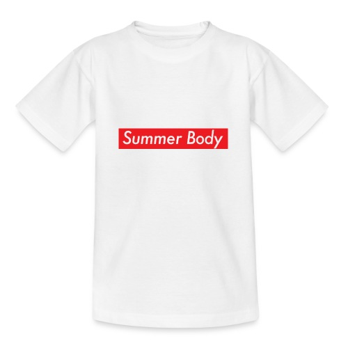 Summer Body - T-shirt Ado