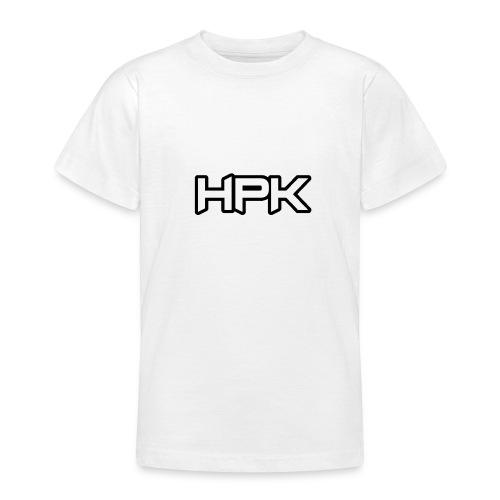 Het play kanaal logo - Teenager T-shirt