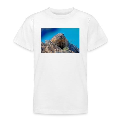 Murmeltier - Teenager T-Shirt