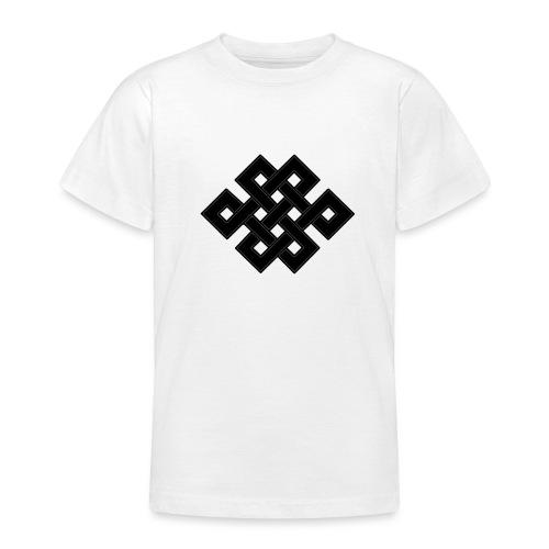 nodo buddha - Maglietta per ragazzi