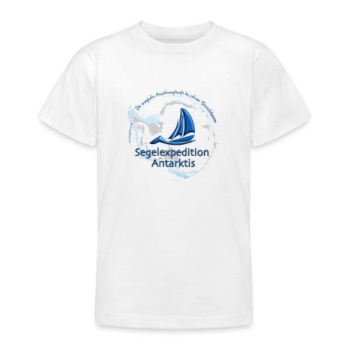 segelexpedition antarktis3 - Teenager T-Shirt
