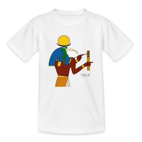 Thot – altägyptische Gottheit - Teenager T-Shirt