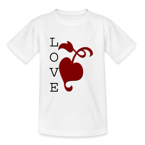 Love Grows - Teenage T-Shirt