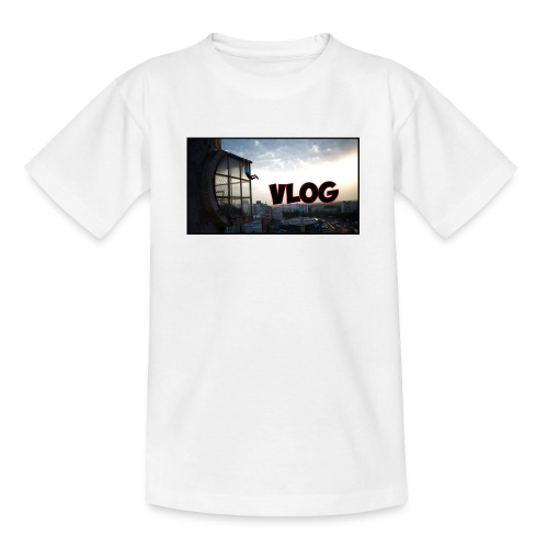 Vlog - Teenage T-Shirt